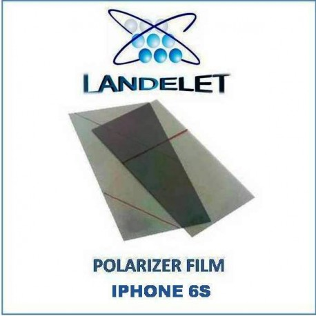 POLARIZER FILM IPHONE 6S PELLICOLA POLARIZZATA IPHONE 6S