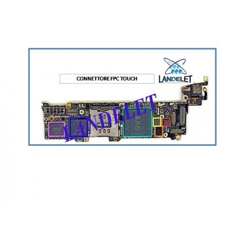 CONNETTORE TOUCH SCREEN IPHONE 5 FPC TOUCH SCREEN IPHONE 5