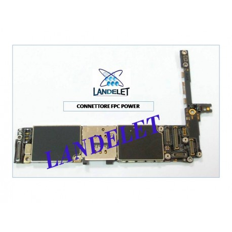 CONNETTORE POWER IPHONE 6S PLUS FPC POWER IPHONE 6S +