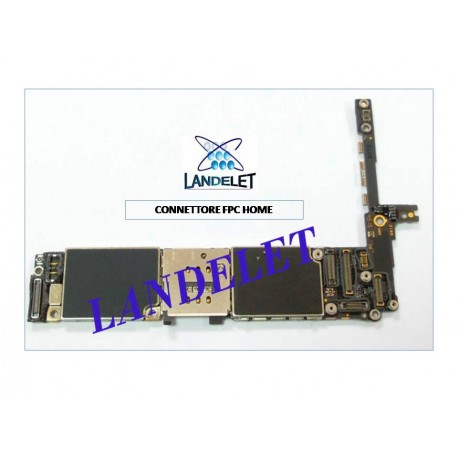 CONNETTORE HOME IPHONE 6S+ FPC HOME IPHONE 6S PLUS