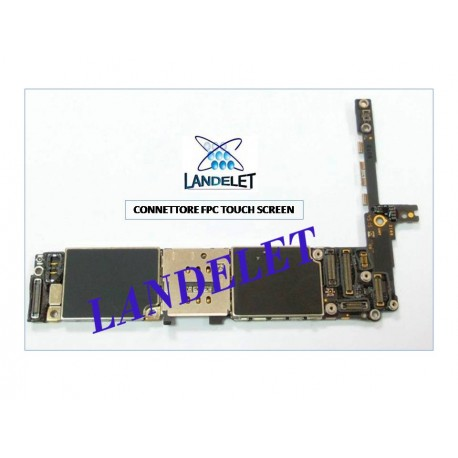 CONNETTORE TOUCH SCREEN IPHONE 6S+ FPC TOUCH SCREEN IPHONE 6S PLUS