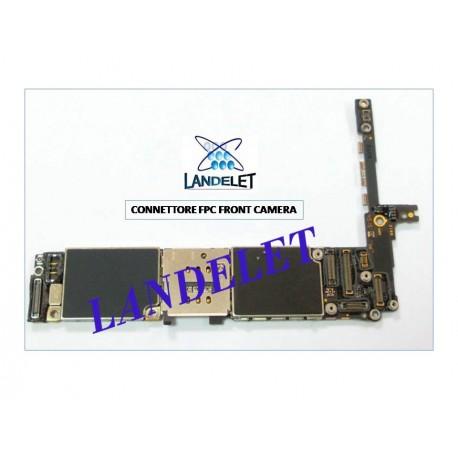 CONNETTORE TELECAMERA FRONTALE IPHONE 6S+ FPC TELECAMERA ANTERIORE IPHONE 6S+