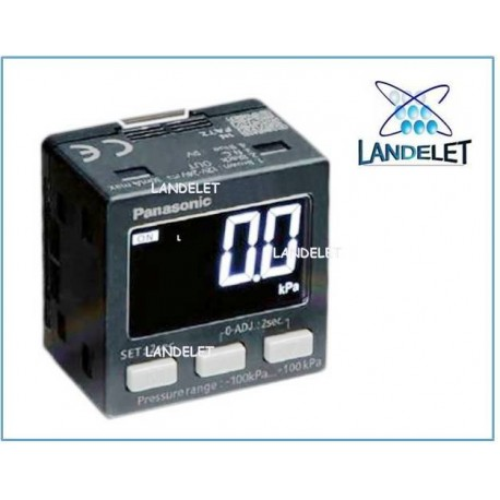 Sensore di Pressione Panasonic DP-001 Ricambio Per Vacuum Laminating