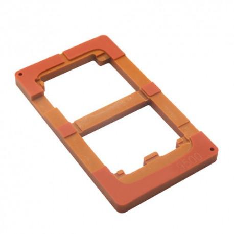 Modulo Dime Stencil Separatore LCD Samsung Galaxy S4