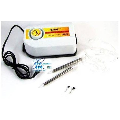 Penna Pompetta Aspira Componenti Vacuum QS 12000 Pen Ventosa Succhia componenti