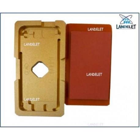DIMA DI PRECISIONE LCD VETRO + FRAME IPHONE 6+ 6S+ PER MACCHINA LAMINATRICE