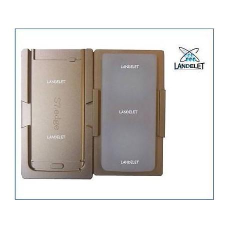 DIMA ALLINEAMENTO DISPLAY SAMSUNG S7 EDGE 2 IN 1 Laminatrice