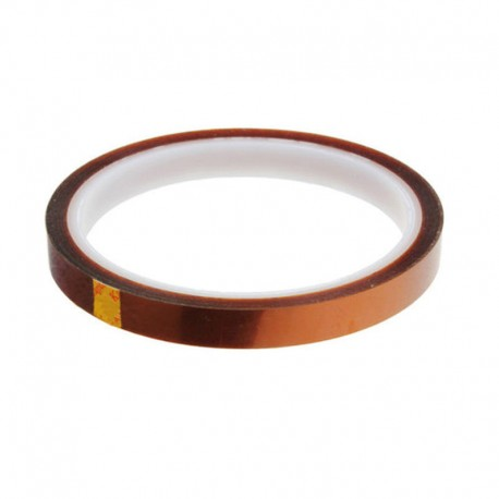 Nastro Kapton Tape 20 mm x 33 mt Alta Temperatura