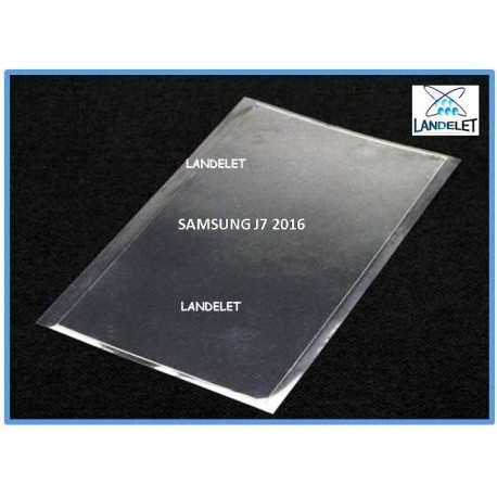 Adesivo OCA Samsung J710 2016 OCA J7 2016