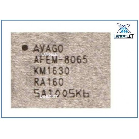 AFEM-8065 POWER AMPLIFER IPHONE 7 7PLUS AVAGO AFEM 8065