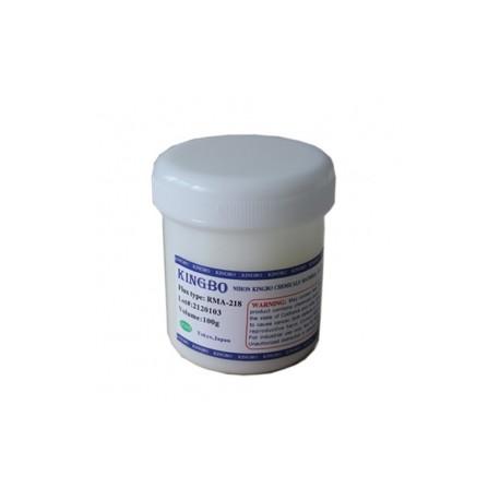 Crema Gel Flussante Flux Kingbo RMA 218 100gr
