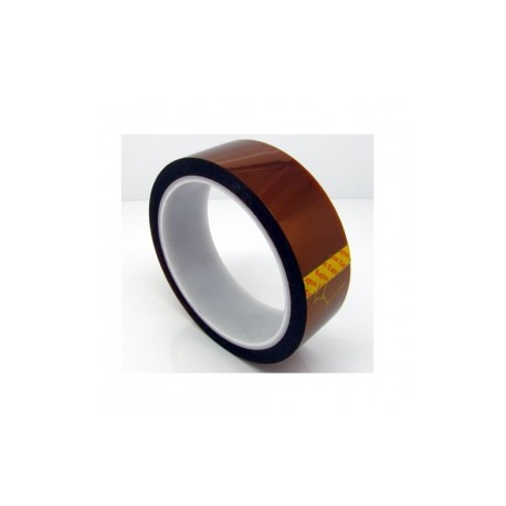Nastro Kapton Tape 40 mm x 33 mt Alta Temperatura