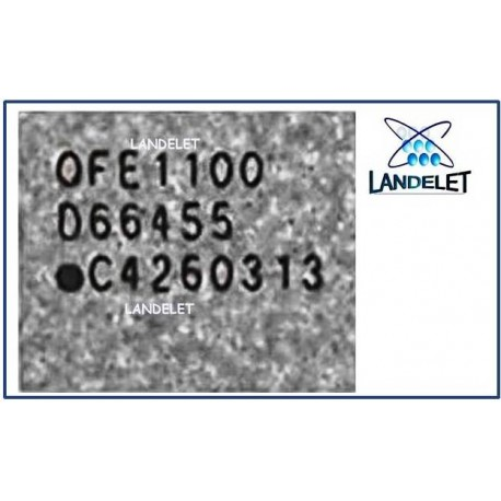 QFE1100 IPHONE 6 6PLUS XW4001_RF IPHONE 6 6 PLUS U_QPOET