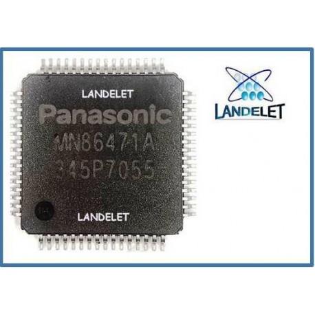 Panasonic MN86471A USCITA VIDEO HDMI PS4 PLAY STATION 4 CONTROLLER CHIP HDMI
