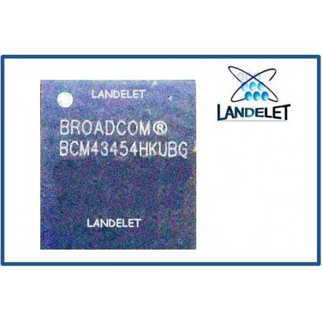 BROADCOM BCM43454 WIFI BLUETOOTH SAMSUNG W2016 BROADCOM BCM43454HKUBG WIFI W2016