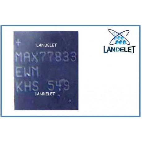 MAX77833 SAMSUNG S6 S6 EDGE NOTE 4 NOTE 5 SAMSUNG G920 G925 N920 POWER 77833