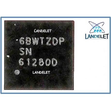 U2301 IPHONE 7 7 PLUS SN 61280D SN61280D IC ALIMENTAZIONE FOTOCAMERA IPHONE 7 7+