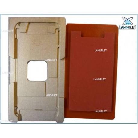 DIMA DI PRECISIONE LCD VETRO + FRAME IPHONE 7 PER MACCHINA LAMINATRICE