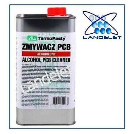 AG TERMOPASTY PCB-CLEANER A 1L BASE ALCOOL ANTIFLUSSANTE