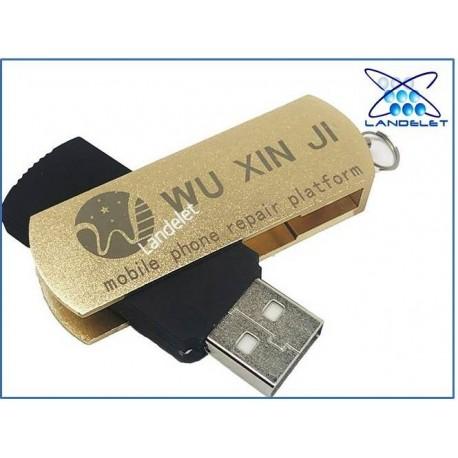 WUXINJI USB DONGLE SCHEMA ELETTRCO SCHEMA A BLOCCHI