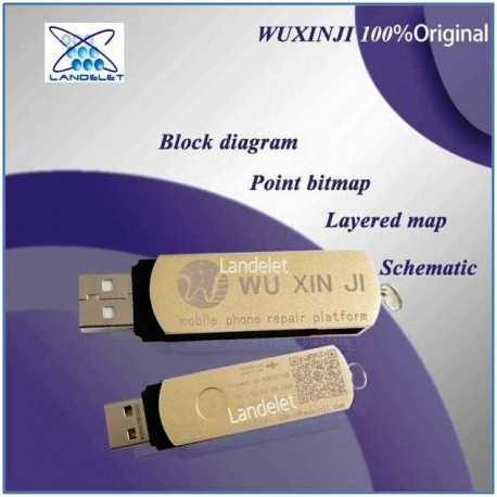 WUXINJI USB DONGLE ZXW SCHEMA ELETTRCO SCHEMA A BLOCCHI