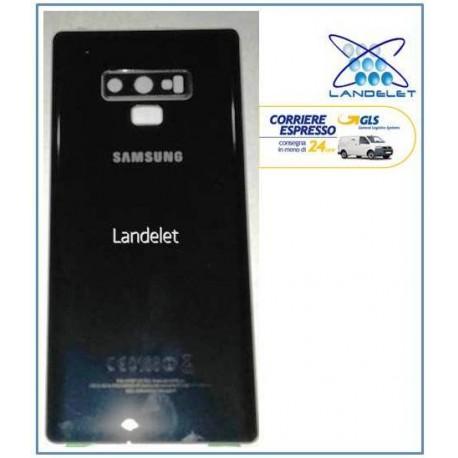 BACK COVER SCOCCA VETRO POSTERIORE SAMSUNG Note 9 N960
