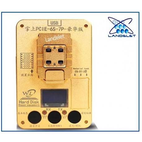 PROGRAMMATORE WL PCIE NAND IPHONE 6S 6SPLUS 7 7PLUS