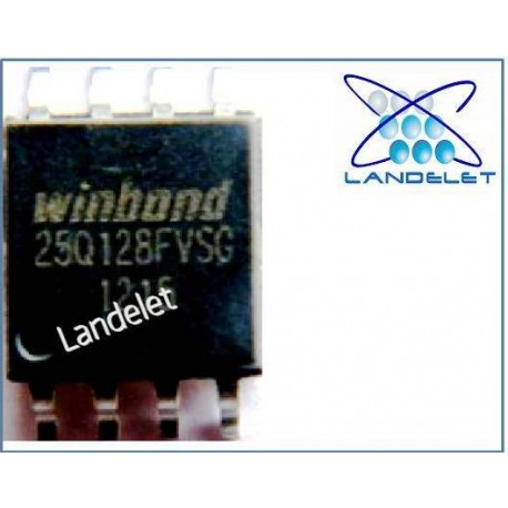 WINDBOND 25Q32BVSIG BIOS SPI FLASH EEPROM