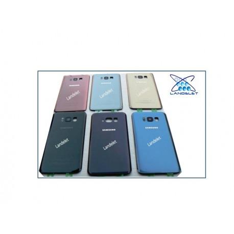 BACK COVER SCOCCA VETRO POSTERIORE SAMSUNG S8
