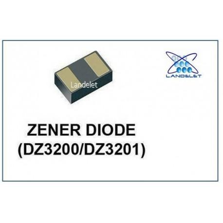 DIODO ZENER DZ3200 DZ3201 RICARICA IPHONE 8 8PLUS
