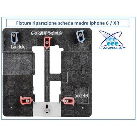BASETTA RIPARAZIONE PER IPHONE 7 7 PLUS IPAD SUPPORTO SCHEDA MADRE IPHONE 7 7+ IPAD JIG HOLDER