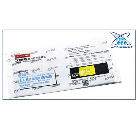 NEW ZILION ZXW DONGLE USB SCHEMI ELETTRICI APPLE SAMSUNG HTC NOKIA RIPARAZIONE PCB