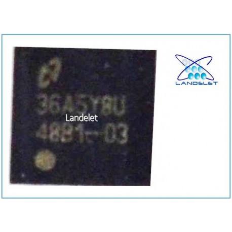 LP8550 IC RETROILLUMINAZIONE BACKLIGHT LP8550TLX LED DRIVER MACBOOK PRO AIR