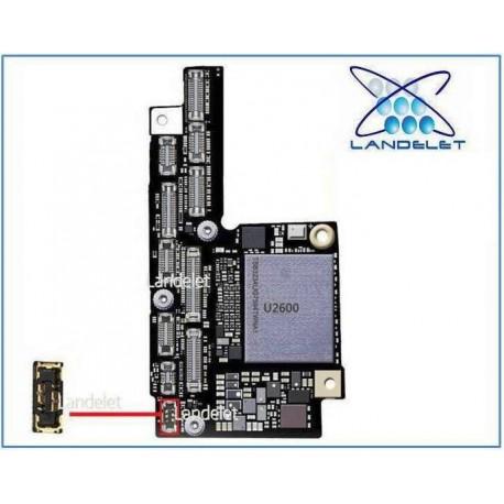 FPC CONNETTORE BATTERIA J3200 IPHONE X