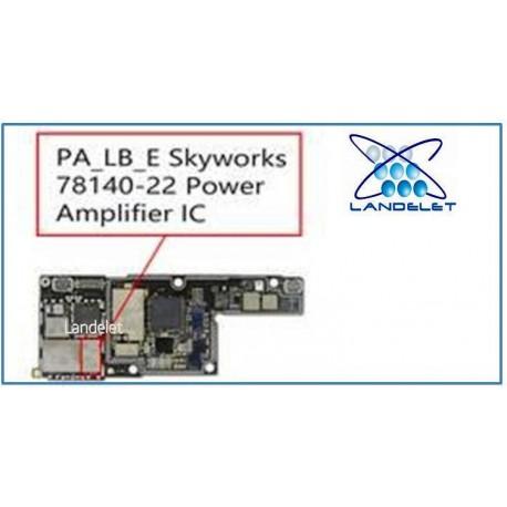 778140-22 PA_LB_E POWER AMPLIFER IPHONE X