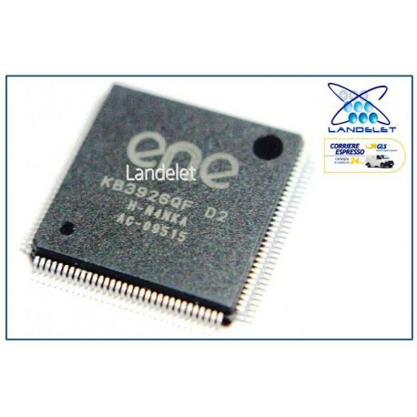 ENE KB3926QF D2 TQFP IC POWER
