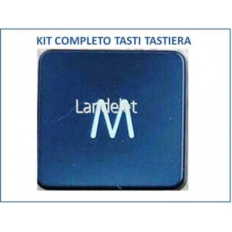 TASTI RICAMBIO MACBOOK AIR  A1278 A1286 A1297 AP02 AP04 US
