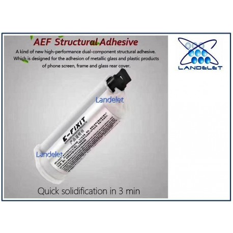E-FIXIT AEF STRUCTURAL ADHESIVE GLUE