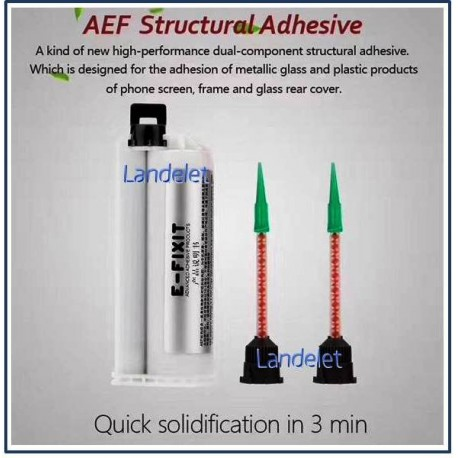 E-FIXIT AEF STRUCTURAL ADHESIVE GLUE