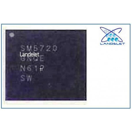 SM5720 POWER MANAGEMENT SAMSUNG S8 S8 PLUS NOTE 8