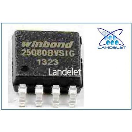 WINDBOND 25Q64FVSIG BIOS SPI FLASH EEPROM 25Q64 FVSIG W25Q64 FVSIG