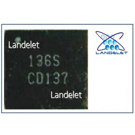 Controller IC Chip TPS22961DNYT TPS22961 22961 961A1 QFN-8