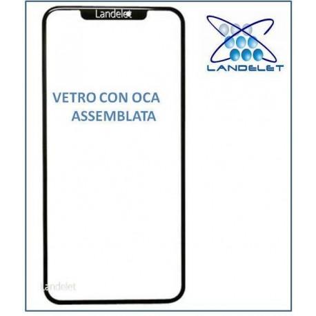 IPHONE 11 PRO MAX VETRO VETRINO ANTERIORE IPHONE CON OCA ASSEMBLATA