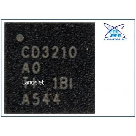 CD3210 A0 QFN-20 CHIPSET PER MACBOOK NOTEBOOK LAPTOP