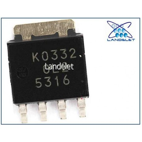 RJK0332DPB MOSFET MACBOOK LAPTOP