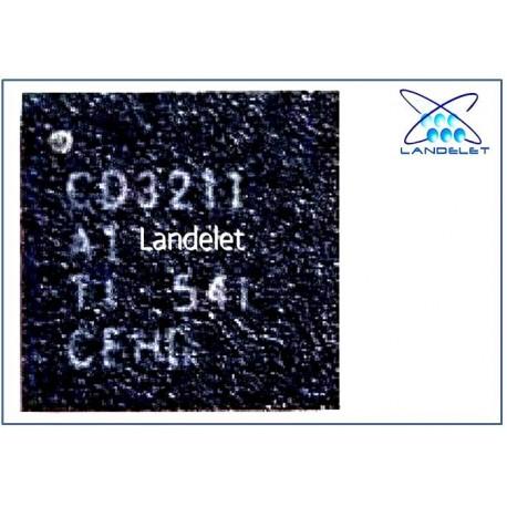 TI CD3211A1RGPR CD3211A1 CD3211 A1 QFN-20 PER MACBOOK LAPTOP