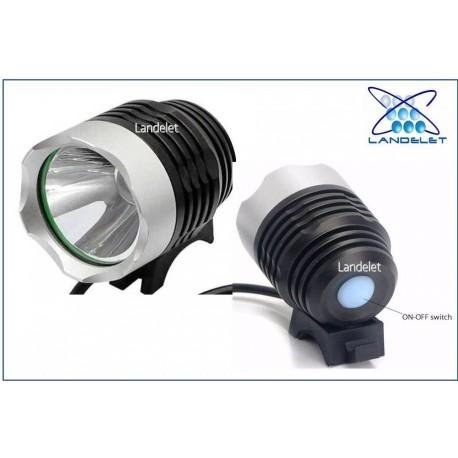 TORCIA LAMPADA UV 21 LED