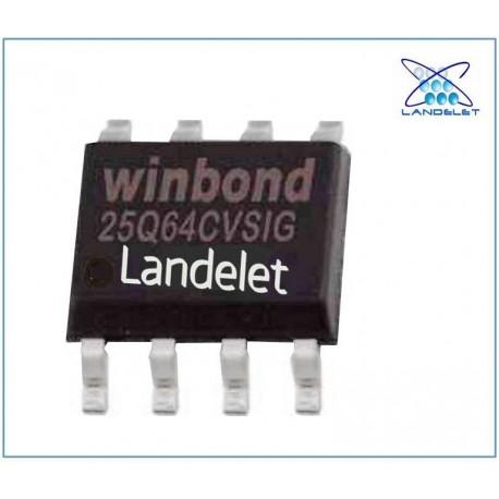 WINBOND 25Q64CVSIG