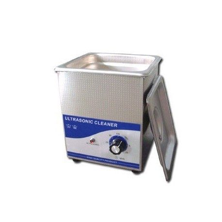 Vasca Vaschetta Lavatrice Ultrasuoni JP-010 Temperatura e Timer Regolabili