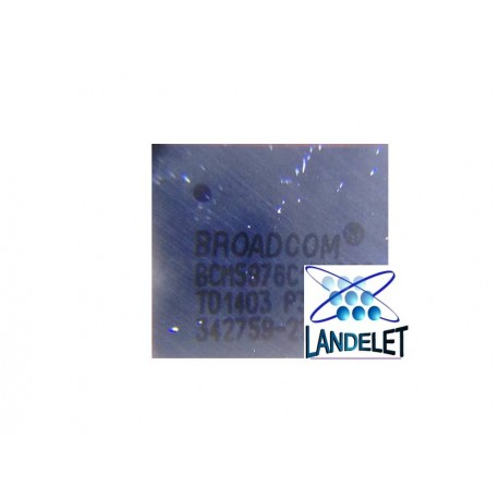 IC CHIP BCM5976C1 BCM5976C1KUB6G BIANCO IPHONE 5S 6 TOUCH SCREEN IPHONE 5S 6
